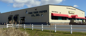 Pine Tree Paper | Institutional Paper, Plastic, Janitorial, Ice Cream and a complete line of Recycled environmentally safe items, Paper and Plastic Products